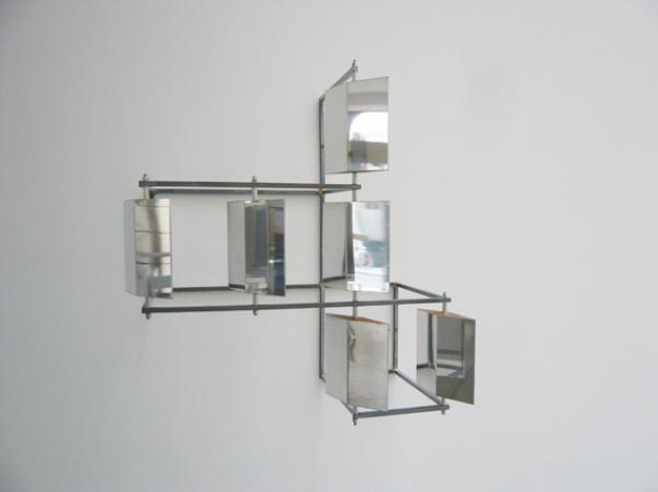 Martin Fletcher Systems House, Wall Mounted Display Reflector Unit III, 2011