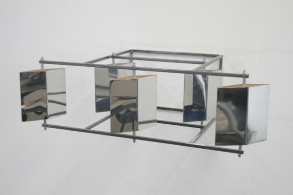 Martin Fletcher Systems House, Wall Mounted Display Reflector Unit IV, 2011